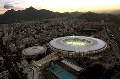 Estadio Jornalista Mário Filho – Maracanã / Fernandes Arquitetos Associados (Rio de Janeiro, Brasil) #architecture