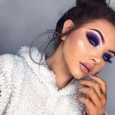 Gorgeous Makeup: Tips and Tricks With Eye Makeup and Eyeshadow – Makeup Design Ideas Gorgeous Makeup, Pretty Makeup, Love Makeup, Makeup Inspo, Makeup Ideas, Makeup Course, Amazing Makeup, Makeup Set, Makeup Hacks