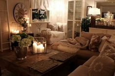 Cozy living room decorating ideas pictures cozy apartment living room decorating ideas for modern style cozy living room home decor Beige Living Rooms, Cozy Living Rooms, Home Living Room, Living Room Designs, Living Room Decor, Decor Room, Room Decorations, Wall Decor, Wall Art