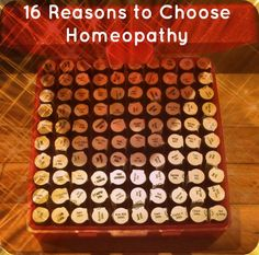 Check out my blog post http://joettecalabrese.com/blog/homeopathy/sixteen-reasons-to-chose-homeopathy/ for 16 Reasons to Choose Homeopathy...perhaps you will find another good reason for making homeopathy your first choice.