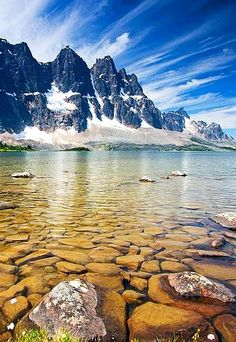 Jasper National Park, Canada                                                                                                                                                                                 More