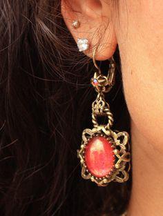 GypSY FILIGREE dangle earrings