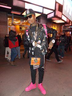 Streetstyle in New York • The Punk • Photo: Alina Spiegel