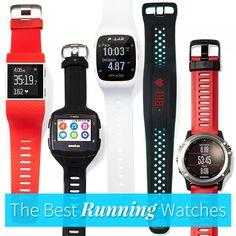 The Best Running Watches