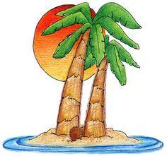 Imagenes de palmeras para imprimir