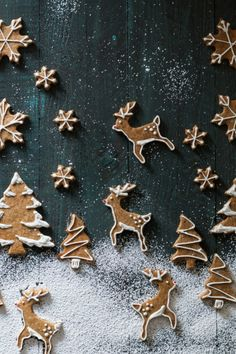 Old-Fashioned Gingerbread Cookies - WomansDay.com