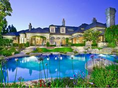 Estate of the Day: $15.5 Million Flawless Mansion in California