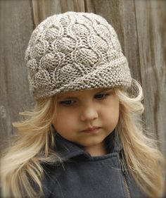 Ravelry: Harmony Cloche' pattern by Heidi May