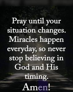 Miracles Happen Everyday, Christian Prayers, Prayer Board, Believe In God, Crafting, Shit Happens, Basteln, Crafts To Make, Crafts