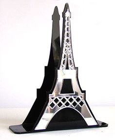 Porta guardanapo - chá de lingerie - tema Paris