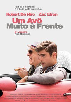 Passatempo - Um Avô Muito à Frente (Porto)   Portal Cinema