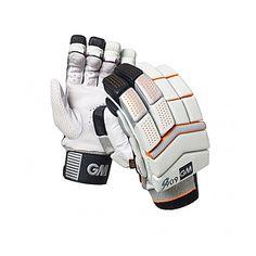 Gunn /& Moore Kids 303 Right Hand Batting Gloves White//Silver//Black Small