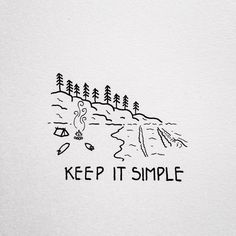 Just keep it simple. #drawing #doodling #doodle #penandink #micron #surfing #surforegon #coldwatersurf #coldwaterculture #art #pnw #upperleftusa #oregon #pacific #doodles #camping #campvibes #westcoast #illustration #illustree #typography #typeface #design #graphicdesign #handlettering