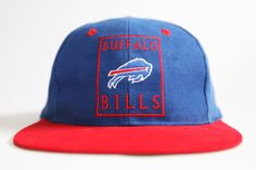 Buffalo Bills vintage Red 90\u2019s Polo