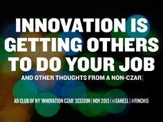 innovation-brands by Saneel Radia via Slideshare