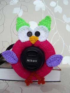 Die Eule. Fotografen Helfer, Baby Foto-Requisiten. von MiraOla auf DaWanda.com