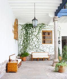 Book a stay at this 5-star hotel at Belmond Palacio Nazarenas in Peru. | Photo Credit: Mel Mcleod
