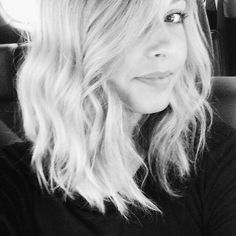 Bonjour, le lob. This Femme Fekkai is Fall ready with the help from Soho Salon Stylist Lucy.