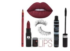"""""""Untitled #50"""" by oanaba on Polyvore featuring beauty, Lime Crime and Trish McEvoy Lime Crime, Lipstick, Polyvore, Stuff To Buy, Beauty, Design, Women, Lipsticks"""