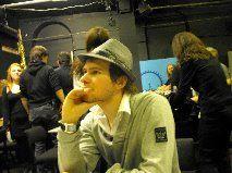 Acting in the Moyra Haywood Studio - Shane's account