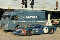 1 000 km de Paris Monthléry 1967 MATRA MS630 n°7 (Beltoise/Pescarolo)