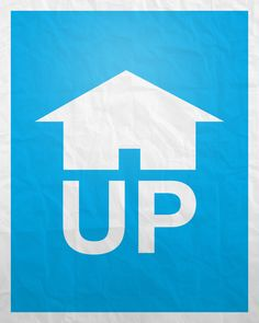 Up Minimal Movie Poster