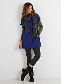 The Everyday Tunic | Dress | Baukjen £115