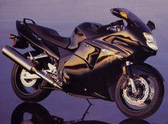 CBR1100XX Super Blackbird