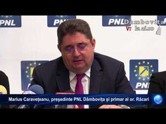 Marius Caravețeanu, președinte PNL Dâmbovița și primar al or. Răcari | Dambovitalazi.ro