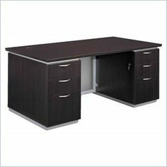 DMi Pimlico Laminate Executive 72 in. Desk (Flat Pack) by DMi Furniture. $1379.95. With its sleek and stylized design appeal, the Pimlico Laminate series combines a smooth Mocha finish or Cognac Cherry finish with satin aluminum finished bases and framed frosted glass modesty panels. The basic pieces are offered in both assembled or flat packed.Chasis is made of wood and wood products with a thermally fused laminate surfaceAluminum finished framed frosted glass modesty panelsAva...
