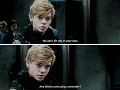 Maze Runner: The Death Cure - Newt