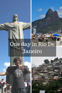 One day in Rio De Ja