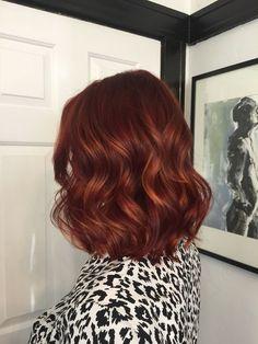 Rich Auburn Hair Color                                                                                                                                                                                 More