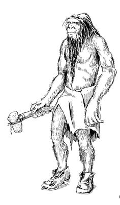 Nukluk- is a 5-6 ft tall hominid of Alaska and the Northwest Territories. It has long arms and is covered with short hair. Some cryptozoologists have speculated that the Nakani may be a Northern Canadian relict population of Neanderthal. Its call is a high-pitched whistle and it sometimes wears shoes, scarf, or a loincloth. At least once it was seen carrying a stone club.