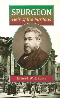 Spurgeon: Heir of the Puritans: This is a 184 page soft cover biography of the life of Charles Hadden Spurgeon. Christian Liberty Press, Books To Read, My Books, Homeschool Books, The Heirs, Bible, Author, Reading, Bacon