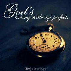 Discover and share Bible Quotes On Gods Timing. Explore our collection of motivational and famous quotes by authors you know and love. When You Believe, Gods Timing, Perfect Timing, Faith In God, Faith Walk, True Faith, God Is Good, The Life, Word Of God
