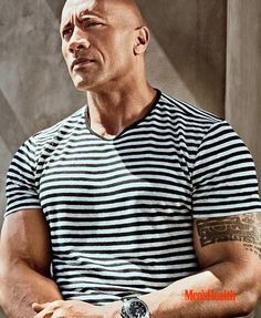 Most viewed - menshealth2015-3 - Impeccable Dwayne Johnson Galleries