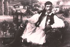 Spyros Louis - Greek water-carrier who won the first modern-day Olympic marathon at the 1896 Summer Olympics, thereby becoming a national hero Olympic Marathon, Sport One, Marathon Runners, Summer Olympics, Olympic Games, Art And Architecture, Athens, Free Food, Nostalgia