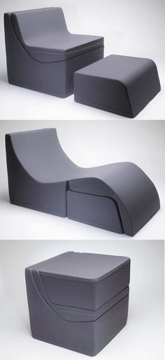 Live Smart & Expand Your Space -Space-Saving Furniture Ideas Multifunctional Furniture, Smart Furniture, Modular Furniture, Space Saving Furniture, Unique Furniture, Home Decor Furniture, Furniture Design, Furniture Ideas, Funky Furniture