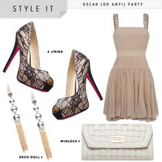 Great outfit idea like it all