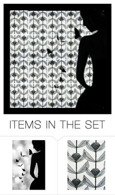 """more than a silhouette"" by pheinart ❤ liked on Polyvore featuring art"