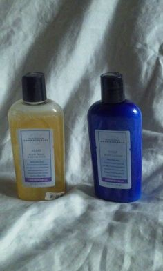 Bath and Body Works AROMATHERAPY Lavender Vanilla Lotion & Body Wash 4 oz #BathBodyWorksAromatherapy #LavenderVanillaSleepLotion