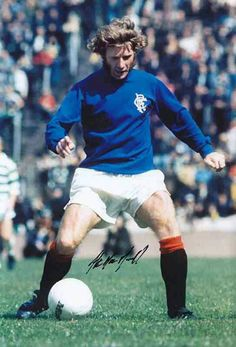 Alex MacDonald of Rangers in Rangers Football, Rangers Fc, Football Pictures, Glasgow, Science Nature, Red And White, Champion, Soccer Teams, History