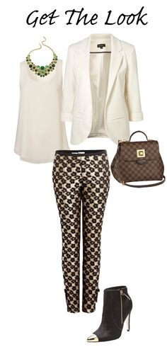 Leopard pants with white tops and necklace Leopard Pants, Young At Heart, Get The Look, White Tops, Fall Outfits, Animal, Chic, My Style, Womens Fashion