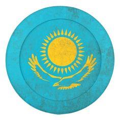 Kazakhstan Button Covers