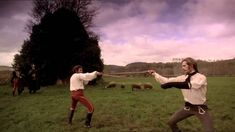 the duellists (1977) - second duel