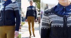 The Preppy Sweater Preppy Sweater, Ali, Street Style, Blouse, Sweaters, Tops, Women, Fashion, Moda