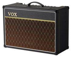 Vox Custom AC15C1 Tube Electric Guitar Amp | 15 Watt