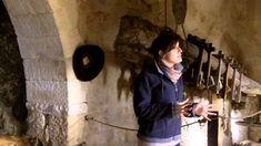 Ancient Israeli olive oil press