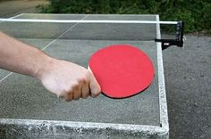 Recreation - How to Play Ping Pong